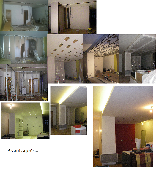 Am nagement salon s jour - Amenagement sejour ...